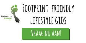 vraag de footprint-friendly lifestyle gids aan